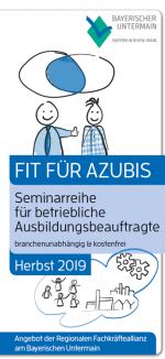 Seminarreihe Fit für Azubis