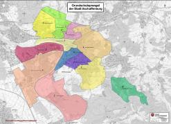 Grundschulbezirke der Stadt Aschaffenburg