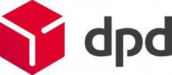Logo von dpd