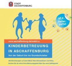 Onlineportal Kinderbetreuung