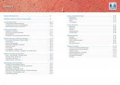 Inhaltsverzeichnis des Sachstandsberichtes 5 Jahre Radverkehrskonzept