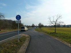 Radwegende
