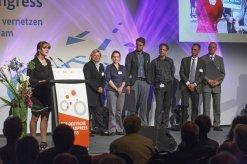 Foto mit den Preisträgern