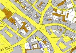 Ausschnitt aus dem GIS