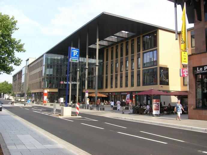 Aschaffenburger Hauptbahnhof