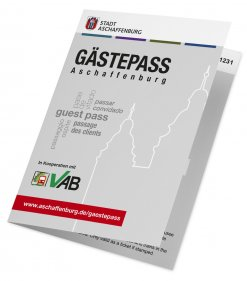 Gästepass der Stadt Aschaffenburg