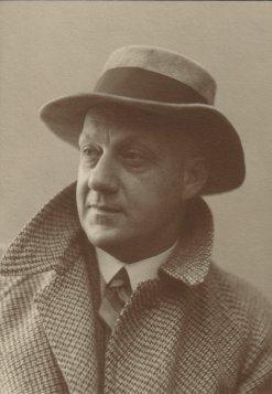 Bild, das Julius Maria Becker zeigt.