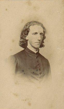 Bild, das Franz Brentano zeigt.