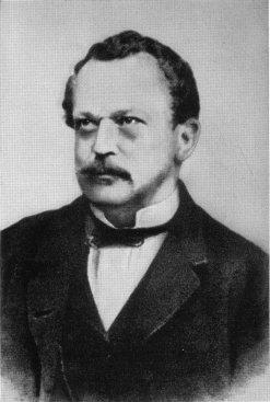 Bild, das Franz Johann Dessauer zeigt.