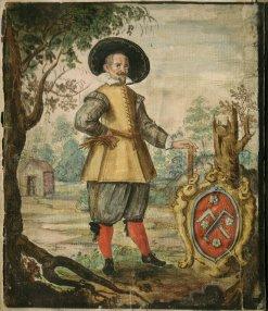 Foto, das Georg Ridinger zeigt.