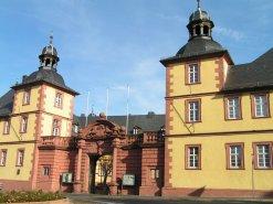 Blick auf den Schönborner Hof