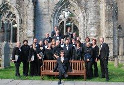 Der Kammerchor Ars antiqua