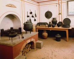 Küche im Pompejanum