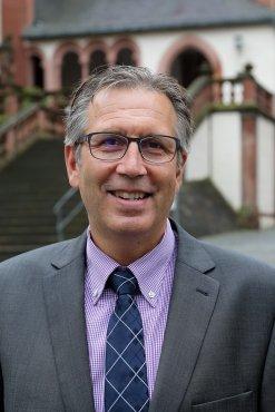 Bürgermeister Jürgen Herzing (SPD)