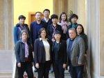 Chinesische Delegation informiert sich über Schulsystem