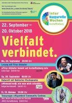 Interkulturelle Wochen in Aschaffenburg