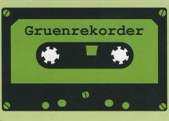 Logo Gruenrekorder
