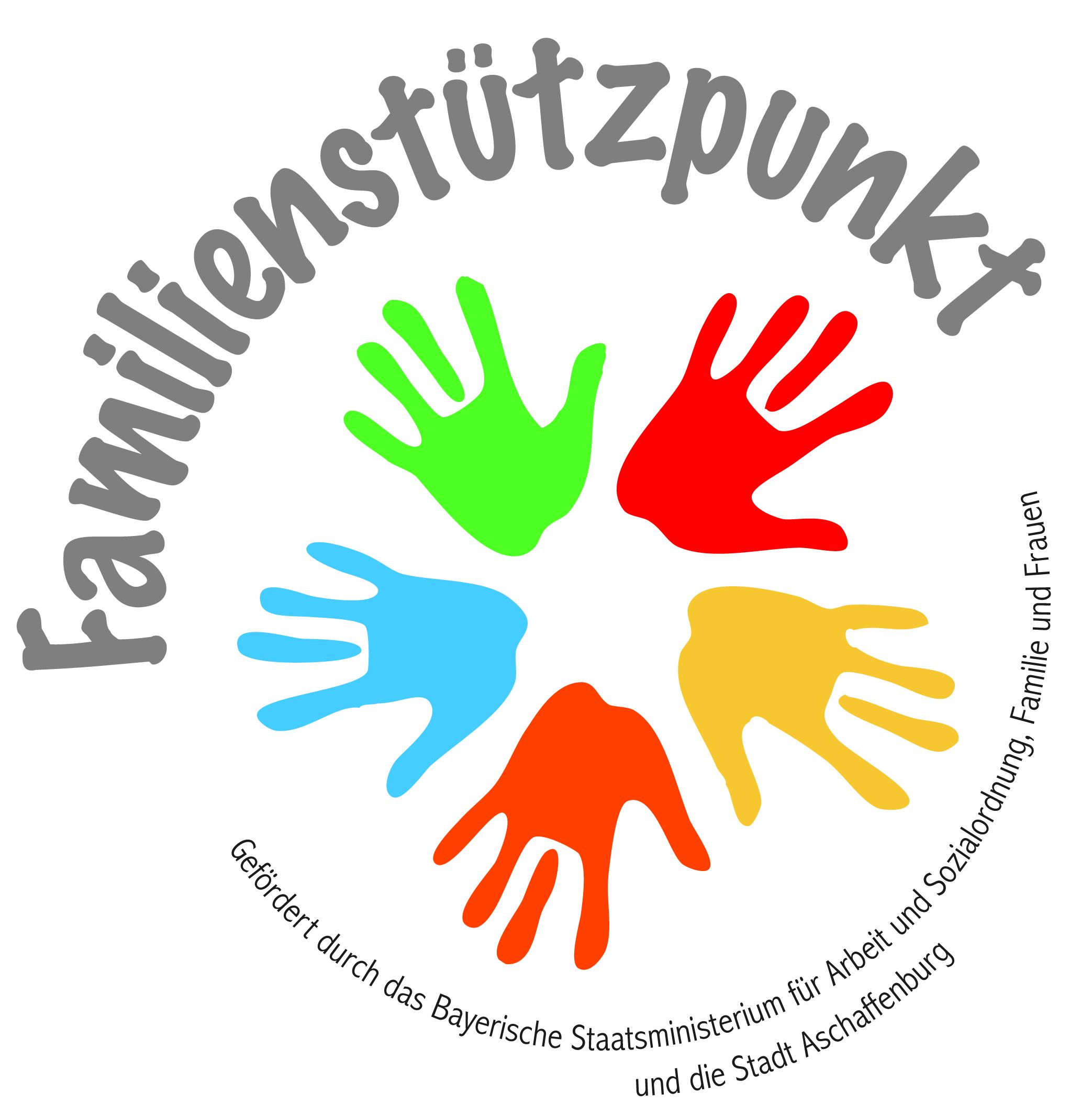 Logo des Familienstützpunkts