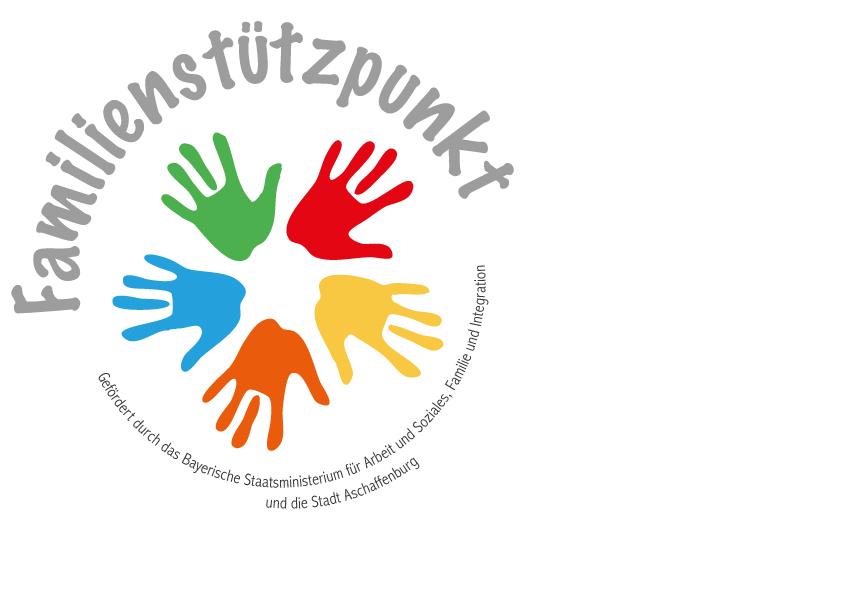 Logo Familienstützpunkt Aschaffenburg