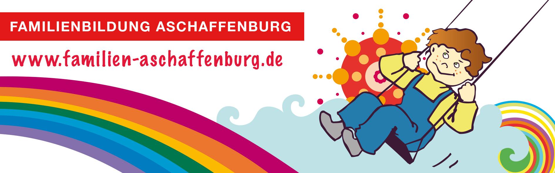 Logo der Familienbildung der Stadt Aschaffenburg