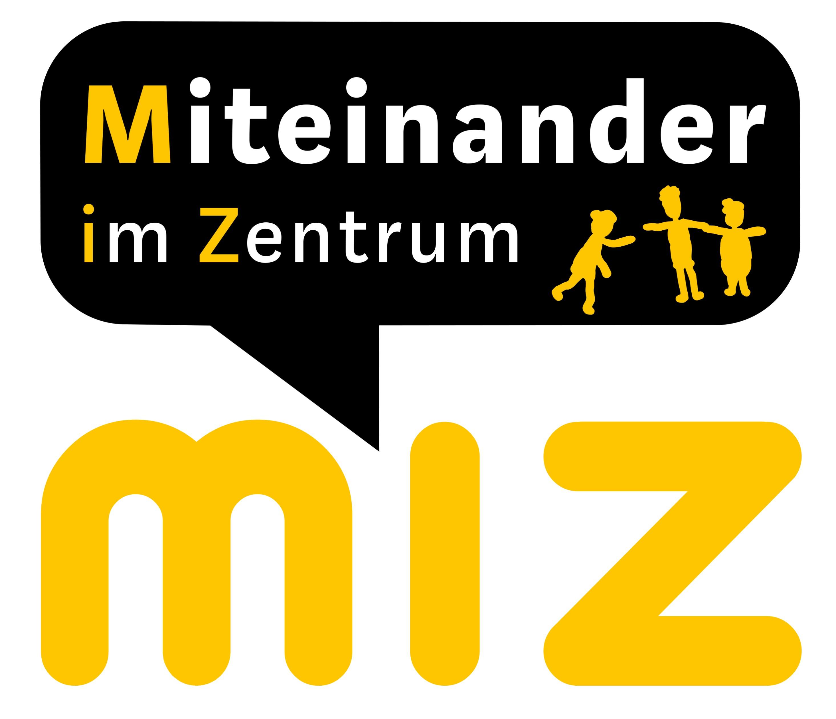 Logo Miteinander im Zentrum