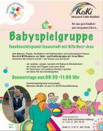 Babyspielgruppe