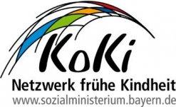 Logo KoKi - Netzwerk frühe Kindheit