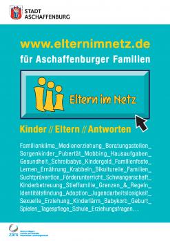 Plakat Eltern im Netz