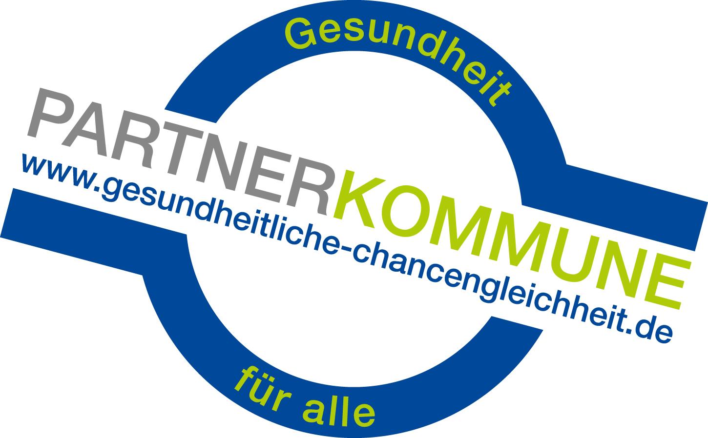 Logo Partnerkommune gesundheitliche Chancengleichheit