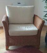Foto eines Sessels