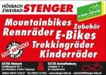 Logo der Firma Zweirad Stenger