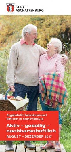 Halbjahresprogramm für Seniorinnen und Senioren in Aschaffenburg