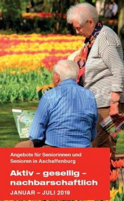 Seniorenprogramm der Stadt Aschaffenburg
