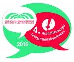 Logo der Integrationskonferenz 2016