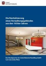 Broschüre zur Sanierung des Linde-Verwaltungsgebäudes