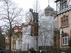 Baustelle Denkmal