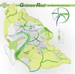 Grünes Rad