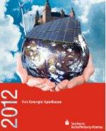 Titelblatt des Nachhaltigkeitskalenders 2012 der Sparkasse Aschaffenburg-Alzenau