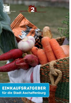 Warenkorb mit regionalen und fairen Produkten