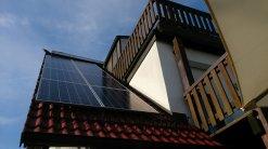 Private Solaranlage mit Eigenverbrauch in Nilkheim