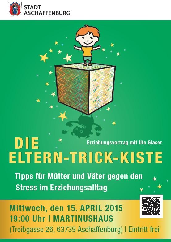 Plakat zu ELTEN-TRICK-KISTE