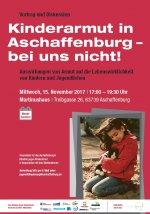 Kinderarmut in Aschaffenburg - bei uns nicht!