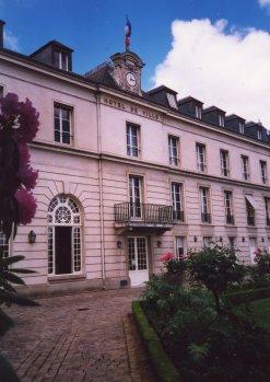 Saint-Germain-en-Laye Belediye Binası.