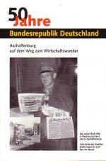 Titel 50 Jahres Bundesrepublik Deutschland