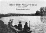 Titel Fotoband Menschen in Aschaffenburg 1865 bis 1930