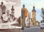 Titel Obernau einst und heute. Dorfbild im Wandel der Zeit
