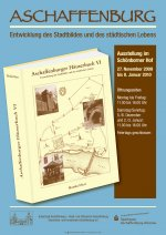 Plakat Aschaffenburg
