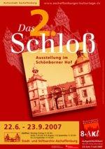 Plakat Das zweite Schloss