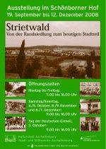 Plakat Strietwald