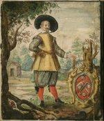 Porträt des Schlossbaumeisters Georg Ridinger